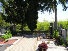 Hřbitov 2011