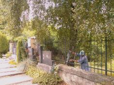 Hřbitov II. etapa