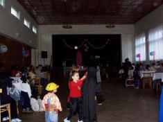 Maškarní pro děti 22. 2. 2009