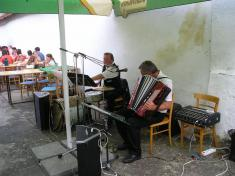 Máj - kácení 2008