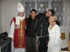 Mikuláš 5. 12. 2008