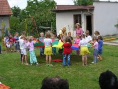 Mateřská škola 2007