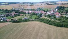 Letecké snímky Medlovice
