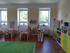 Školka - navýšení kapacity